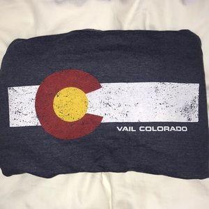 Vintage Vail Colorado sweatshirt never worn